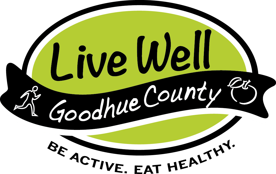 Live Well Goodhue County Logo