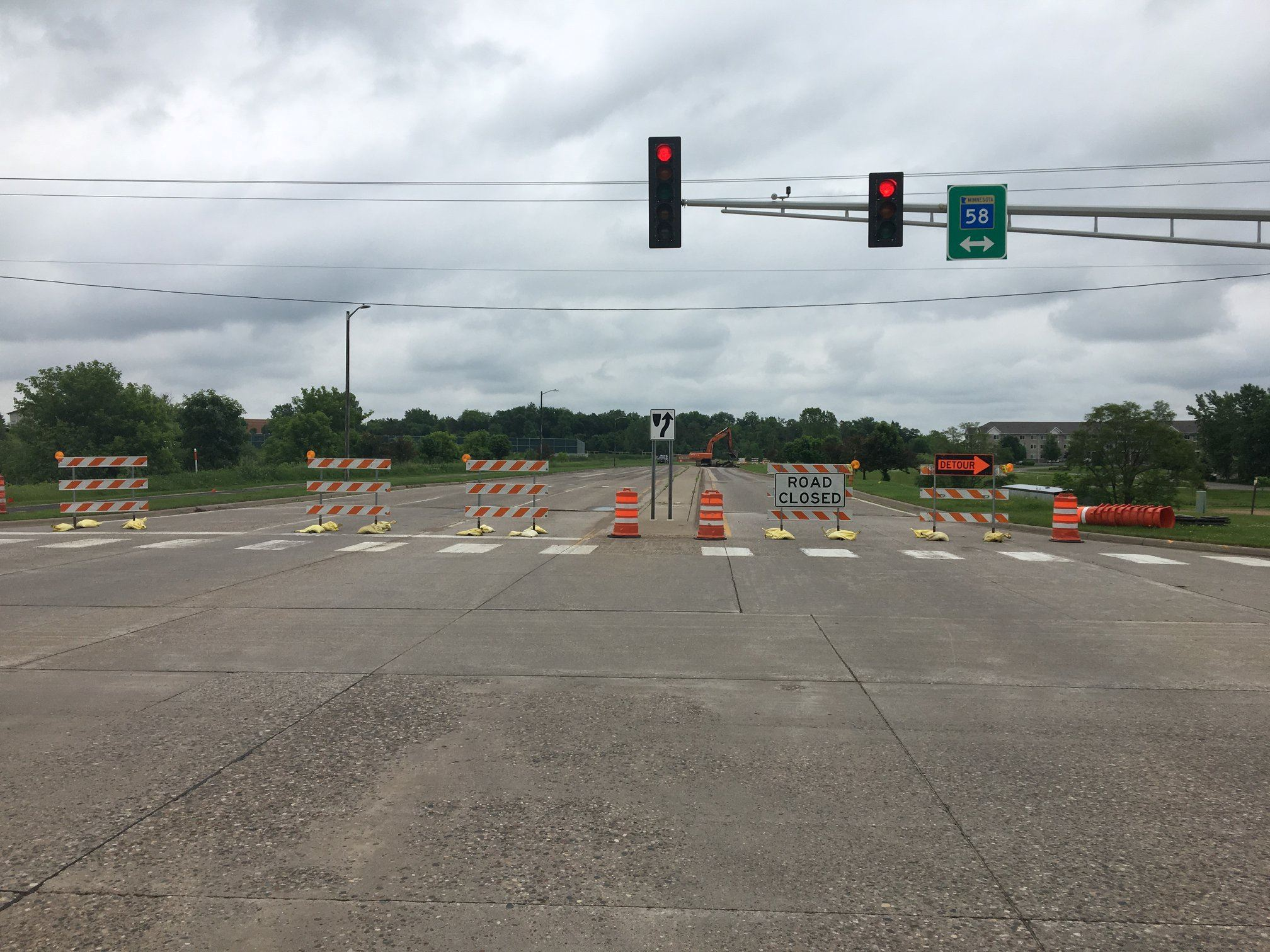 21 Project Rd Closed