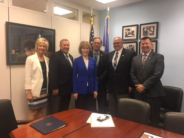 Senator Tina Smith - Washington DC 2018