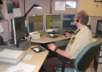 Dispatch Desk