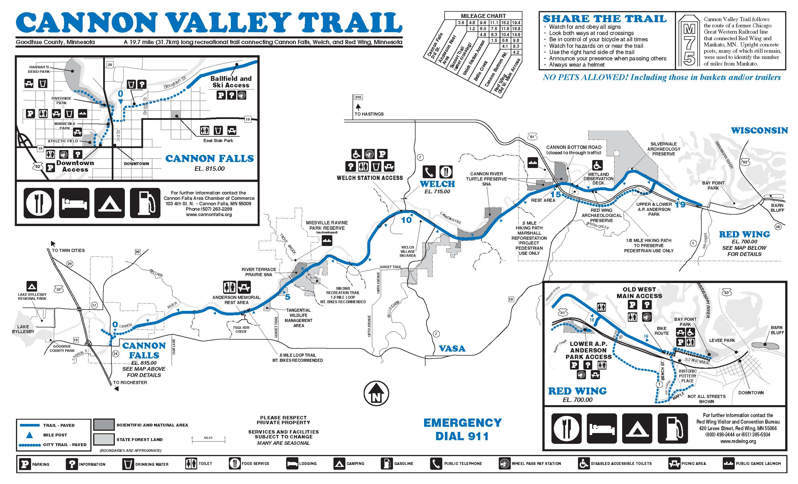 Trails | Goodhue County, MN - Official Website on central minnesota bike trails, map of camp croft, map of preston minnesota, seabrook island sc bike trails, map of 3m maplewood, map of hilton head sea pines resort, houston bike trails, map of minneapolis green bikes,